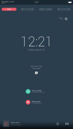 Flat UI 4th Edition (2014. 3. 7 Uploaded)    Hi~ This is Leche Design™ :-)    I will upload my HomePack for you who like thing…