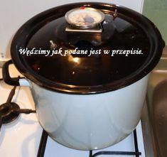Czary mary gotuje Cezary: Jak zrobić wędzarnię z kociołka i wędzić w kuchni Rice Cooker, Slow Cooker, World Recipes, Charcuterie, Wok, Crockpot, The Cure, Food And Drink, Meat