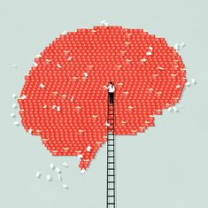Keep your memory sharp ©Benedetto Cristofani, all right reserved #kiplinger #memory #brain #business #health #mind #editorial #illustration #editorialillustration #conceptual #conceptualillustration #graphic #graphicdesign