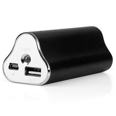 KB01-E Nice 7800mAh External Backup Battery Mobile Power Bank with Torch Function for iPhone 4 / 4S / 5 / 5S / 5C / Samsung S4 i9500 i9505 / Samsung Galaxy S5 / Note 2 / 3 Nokia / Sony / HTC etc. (BLACK) | Everbuying.com