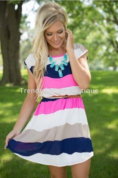 SEIZE THE DAY DRESS | Trendy Stylish Boutique