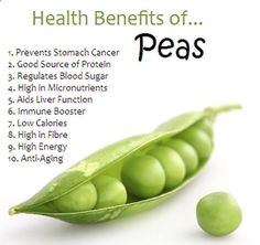 Eat Peas & Lose Weight A great source of dietary fiber, green peas helps with weight management. Peas have also shown to be helpful for maintaining healthy eye vision, stabilizing blood sugar and other benefits. From www.meedoctor.in, For more info cal detox smoothie for men