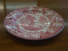 Enoch Woods Salad Plate by GrandEstate on Etsy, $6.00