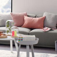 Muuto Connect #Sofa Remix Fabric #urban #scandi #lookbook #SS14 #interiordesign