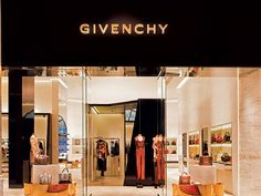 1 - Givenchy's Only U.S. Boutique