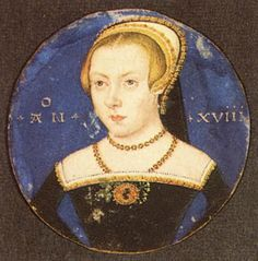 Jane Parker-Boleyn (Lady Rochford) George's wife. Her testimony against George sealed his fate for a sentence of death.