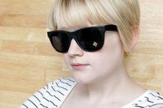 Hollywood star sunglasses craft - Mod Podge Rocks