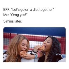 """memes on Instagram: """"tag them 😂"""" Lets Do It, Let It Be, Wife Memes, Bff, Prison Wife, Drunk Memes, Drunk Party, Best Friend Goals, Fun Drinks"""
