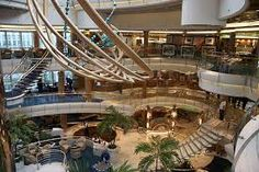 Rhapsody of the Seas - I remember this well. Great ship #RoyalCarribean #cruises