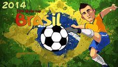 2014 FIFA World Cup Brazil - foxyspiele.com