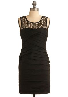 Multifold Sophisticate Dress.  I have received many compliments when I have worn this.