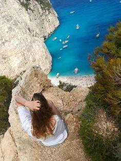 Reiseblog Zakynthos Zakynthos, Thankful, Grateful, Strand, Greece, Beautiful Places, Surfing, Ocean, Earth