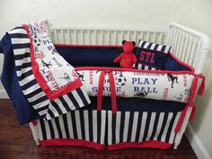 Baby Bedding Crib Set Casey : Just Baby Designs, Custom Baby Bedding Custom Crib Bedding Custom Nursery Bedding