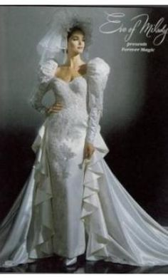 Eve of Milady Forever Magic Collection: buy this dress for a fraction of the salon price on PreOwnedWeddingDresses.com