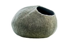 Le Sharma Premium Felt Cat Cave All-Natural 100% Wool Handmade Indoor Cat House Soft, Comfortable Cat Bed Ideal for Kittens and Large Cats >>> Tried it! Love it! Click the image. (This is an amazon affiliate link. I may earn commission from it)