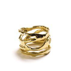 Coral Ring | Christina Jervey Jewelry