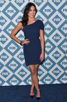 Michaela Conlin Photos: Arrivals at the Fox All-Star Party — Part 2