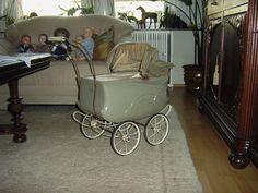 Puppenwagen,der bekannten Firma Brennabor