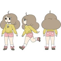 Bee's Sweater Women's Sized Bee and Puppycat Cartoon Hangover Cosplay ($170) ❤ liked on Polyvore featuring silver, sweaters, women's clothing and comic book