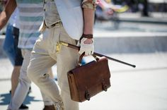 Street Style: Swagger and Blues at Pitti Uomo - The Cut