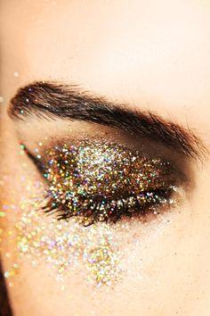glitter #ojos