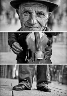 triptychs of strangers  from petapixel.com