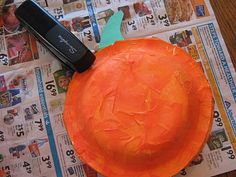 pumpkin shaker - - rePinned by #PediaStaff. Visit http://ht.ly/63sNt for all our pediatric therapy pins