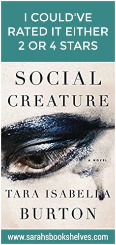 Behind Her Eyes and THAT Ending  Spoiler Discussion   WTFthatending     Social Creature by Tara Isabella Burton  One of the most messed up  but  unputdownable