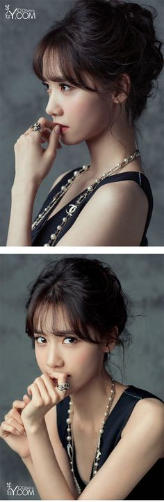 Girls& Generation& YoonA is looking lovely as ever for & China& April issue! In her first two pictures, YoonA seems to channel some Audre… Im Yoona, Seohyun, Girls Generation, Korean Beauty, Asian Beauty, Yuri, Asian Celebrities, Beautiful Asian Girls, Elegant Woman