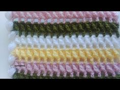 A Very Easy and Different Fiber Model - Videolar 1 (alıntı) Crochet Patterns For Beginners, Knitting For Beginners, Baby Knitting Patterns, Twig Furniture, Diy And Crafts, Arts And Crafts, Dont Drink And Drive, Crochet Videos, Crochet Designs