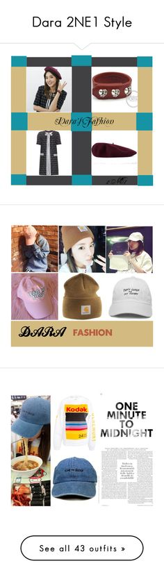 """Dara 2NE1 Style"" by lovecocolovecoco ❤ liked on Polyvore featuring NIKE, Yves Saint Laurent, Nearly Natural, Chanel, The Kooples, Topshop, MICHAEL Michael Kors, BERRICLE, UGG Australia and Munsoo Kwon"