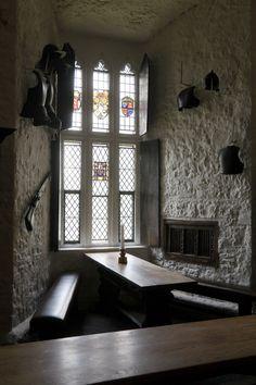 Bunratty Castle, County Clare - interior shot