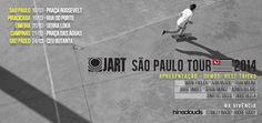 Campeonatos de Skate: Tour Jart