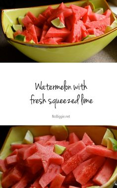 watermelon with fres