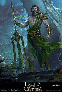 Dios del mar