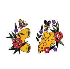 Traditional Tattoo Filler, Traditional Tattoo Woman, Traditional Tattoo Flowers, Traditional Tattoo For Daughter, Traditional Tattoo Sleeves, Tattoo Sleeve Filler, Knee Tattoo, Tattoo Forearm, Tattoo Flash Art