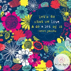 Rachael Taylor - Let's do what we love and do a lot more of it!