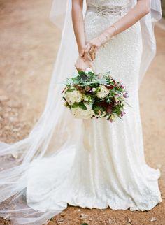 """Harriet"" Gown // KWH by Karen Willis Holmes Collection @KWHBridal #weddingdress #weddinggown #inspiration #weddings #nyc"