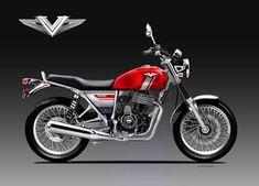 Motosketches: BAJAJ V 39