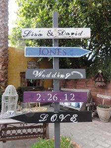 "Lots more ideas & photos! Read: ""A FUN and Creative Wedding!"" @ http://celebrateintimateweddings.wordpress.com/2012/03/04/a-fun-and-creative-wedding/"