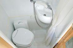 Image result for sunliner motorhome bathroom