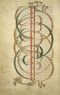 Boethius, De musica, 12th century. On the mathematical basis of music