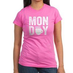 Monday Coffee T-Shirt