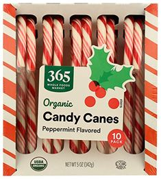 Organic Candy, Organic Fruit, Organic Vegetables, Gourmet Recipes, Whole Food Recipes, Halloween Candy Bowl, Mini Candy Canes, Organic Brown Rice, Candy Dispenser