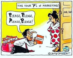 Hard Truth and Reality of Marketing!   Four Ps of...