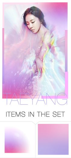 """▎태양   ▎TETRA's Third Member"" by mix-ent ❤ liked on Polyvore featuring art and tetratv"