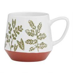Gifts by Occasion: For Her Birthday-Entertain & Celebrate-Ideas & Tips-Inspiration | World Market Everyday Glasses, World Market Store, Unique Coffee Mugs, Coffee Cup, Stemless Wine Glasses, Stoneware Mugs, Garden Gifts, Glass Containers, Tea Mugs