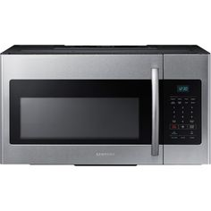 Samsung ME16H702SES 1.6 cu. ft. Over-the-Range Microwave Oven *** Continue to the product at the image link.
