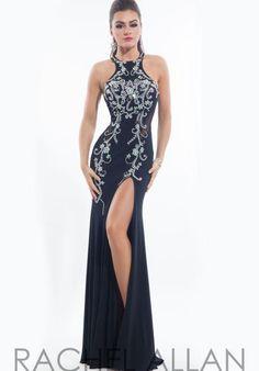 Rachel Allan Dress 6953 at the Prom Dress Shop
