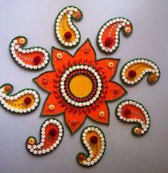 #diwali #Rangoli